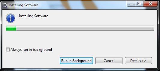 Installing TestNG software