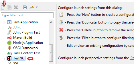 How to configure Eclipse to run TestNG XML File