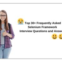 Selenium Framework Interview Questions
