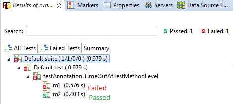 TestNG @Test Annotation & Supported Attributes