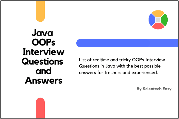 OOPs Interview Questions in Java
